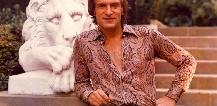 Hugh Hefner: Playboy Activist and Rebel