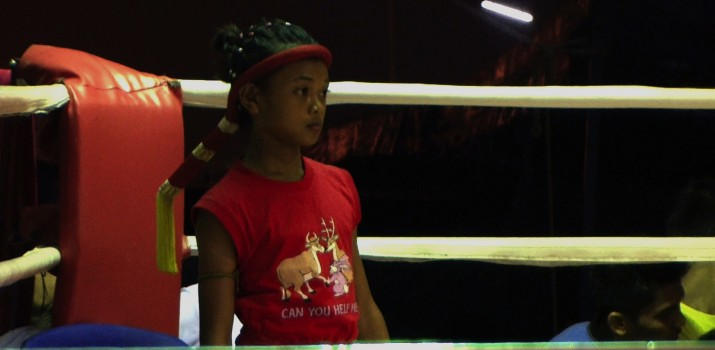 THE LITTLE THAI FIGHTERS